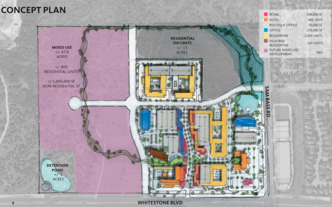 Indigo Ridge North mixed-use community land petition approved by Cedar Park Council