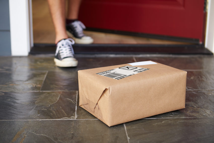 Keeping Your Packages Safe from Thieves