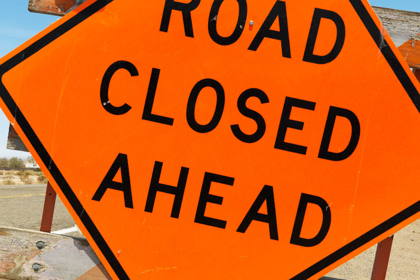 I-35 Closures planned for this weekend, March 9 – 11