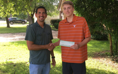 2018 Vista Oaks Annual Scholarship Winner
